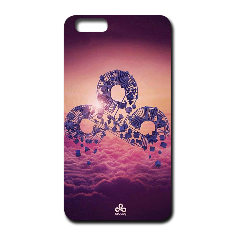 Lotezly Steelseries C9 Team For phone case for Apple iphone 5s 6s 6plus 7 7plus CS GO Gaming Phone Case for Gamer Fans