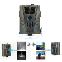 Waterproof Trail Hunting Basic Camera Wild Hunter Cam HT001 Game Wildlife Forest Animal Cameras Trap