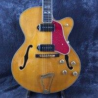 Toptan Ve Perakende G L5 Gitar Caz Hollow Vücut Elektro Gitar Stok Satış ücretsiz nakliye Için