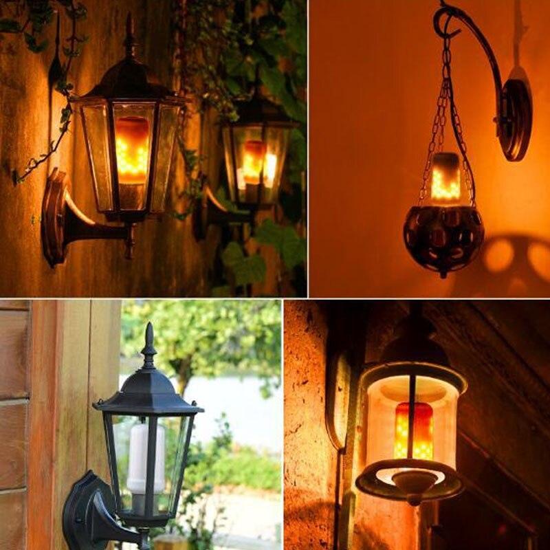 Lâmpadas Led e Tubos de cintilação chama lâmpada 7 Vida Média (hrs) : 50000