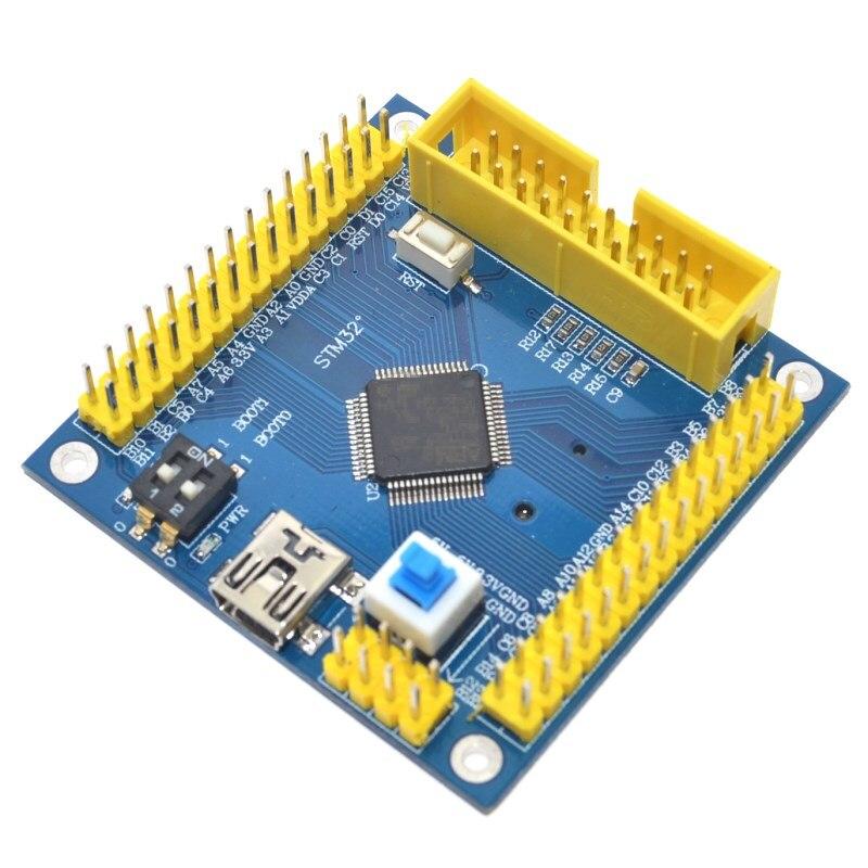 Darmowa wysyłka STM32F103C8T6 ARM STM32 minimalna systemowa płyta modułu rozwojowego dla arduino 32F103C8T6 3
