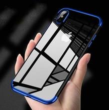Silicon Clear Soft Case for iPhone X 10 iPhone 6S 6 s 6Plus 6SPlus iPhone 7 8 7Plus 8Plus slim Cell Phone Cover Casing чехлы для телефонов chocopony чехол для iphone 7plus цветные соты арт 7plus 293 page 8