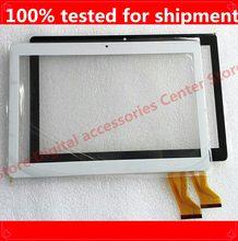 Универсальный сенсорный экран, 10,1 дюйма, новый, универсальный, с сенсорным экраном, в белом и черном цвете, с возможностью подключения к экра...