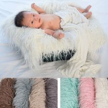 THINKTHENDO Newborn Photography Props Baby Posing Basket