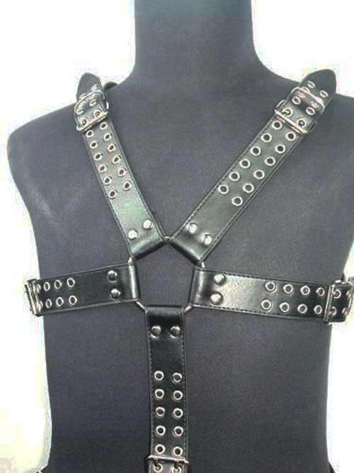 Strong Man Costume Fetish Bondage Bodysuit With Penis Ring Sex Lingerie Role Play Exotic Apparel Male Chastity Belt Sex Toys