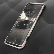 New Authentic Luphie Luxury Metal Bumper for Apple iPhone 6 4.7inch  Top Quality High-end  Aluminum Alloy Frame