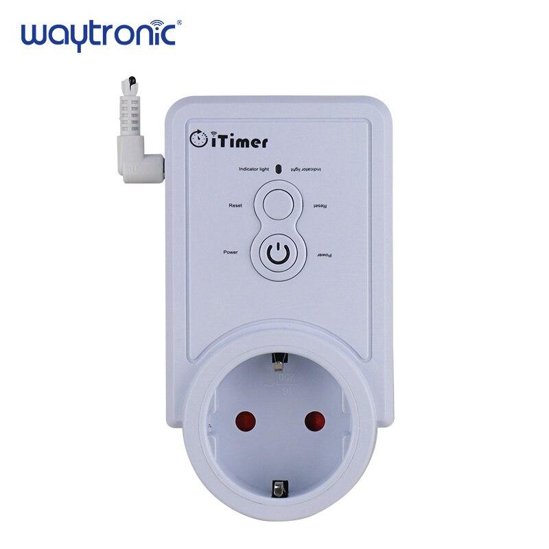 Russa Controle SMS GSM Smart Power Plug Tomada Tomada Interruptor de Parede com Sensor de Temperatura de Controle de Temperatura Inteligente