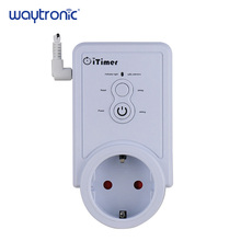 Russian SMS Control GSM Smart Power Plug Socket Wall Switch