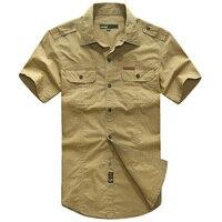 Nuovo Modo del Cotone camicia a manica corta Estate di Svago degli uomini Mens Camicia Camicie Tops Plus Size M-5XL