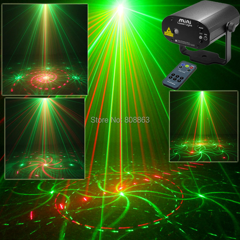 New version 16 Patterns Remote G&R Laser projector Stage lighting Disco Holiday Dance Shop Xmas Party DJ Light Show system c16 new arrivals 5v 1 5a ac adapter stars gypsophila laser disco dj xmas party stage projector light eu plug black