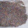 50000 шт. / мешок OD-123-Mix-Color 3D 2 мм восьмиугольная стержня смешивать цвета металл стад блестящий гвоздь украшение