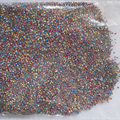 50000 unids/bolsa OD-123-Mix-Color envío 3D 2 mm octogonal Stud Mix Colors Metal Stud Shiny Nail Decoration
