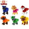 Hot 1 Unids Perro Juguetes Juguetes Niños Juguetes Cachorro de Perro Mascotas Cachorro Perros de Patrulla Patrulla Película Americana Figura Everest/Ryder/Skye Juguetes