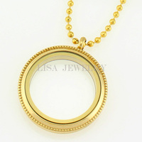 Gold Vintage One Direction Pendant Lady Long Necklaces 80cm Bead Chains Floating Locket Chain Necklace Collier
