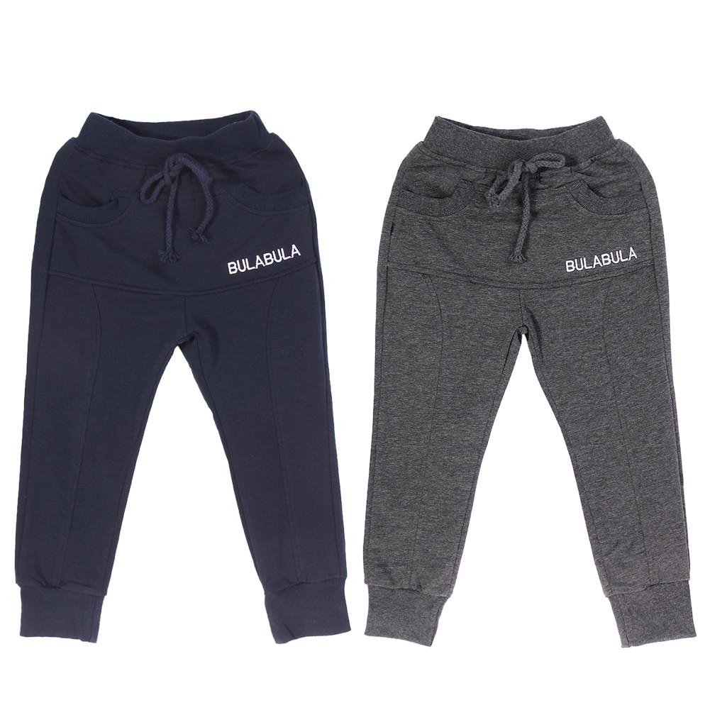 Top Quality Cotton Baby Boys Sports Pants Kids Children