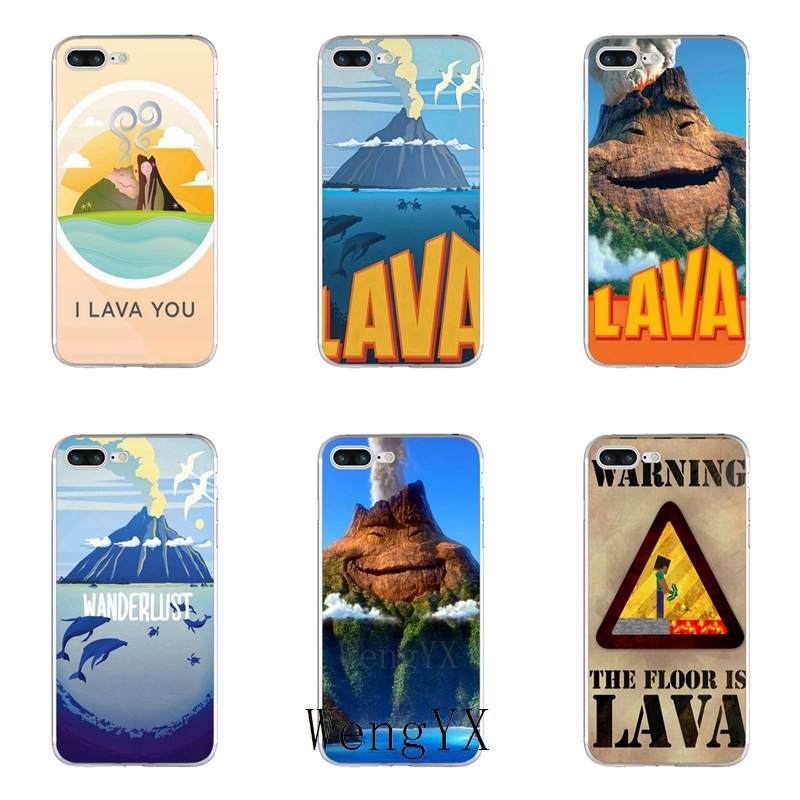 Cheap Sale Cartoon Lava Poster Slim Silicone Tpu Soft Phone Case For Xiaomi Redmi 3 3s 4 4a 4x 5 Plus Pro Note 3 4 5 5a Elegant Appearance Phone Bags & Cases Cellphones & Telecommunications