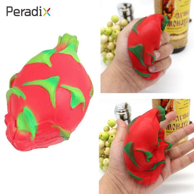 Simulation Decor Realistic Dragon Fruits Relieve Stress Home Pu Relaxed Squishy