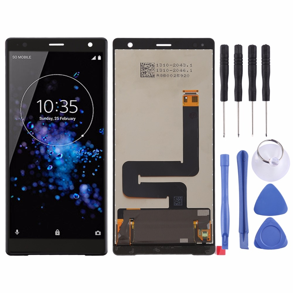 NEW LCD Screen and Digitizer Full Assembly (Original) for Sony Xperia XZ2NEW LCD Screen and Digitizer Full Assembly (Original) for Sony Xperia XZ2