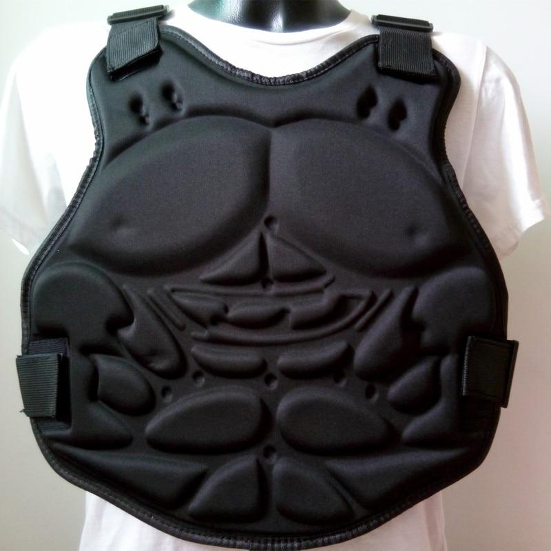 Prix pour Tactique Paintball airsoft gilet poitrine protecteur Réglable Ceinture militaire pour les sports de tir ou corps armure tir tournoi