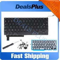 New French AZERTY Clavier Keyboard with Backlight backlit For MacBook Pro 15 A1286 2009 2010 2011 2012 year