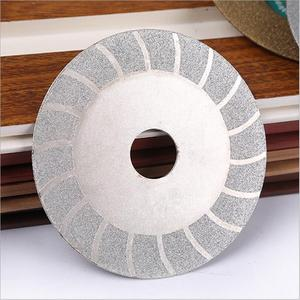 Image 2 - Wheel Grinding Disc Electroplated Diamond Saw Blade Cutting For Angle Grinder Rotary Tool