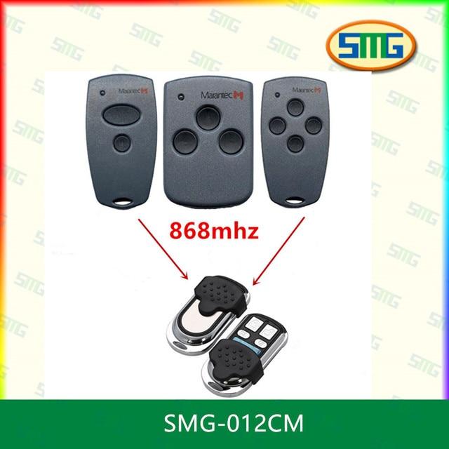 Martin/Marantec Garage Door Opener Remote Control Transmitter 868 MHz Clone