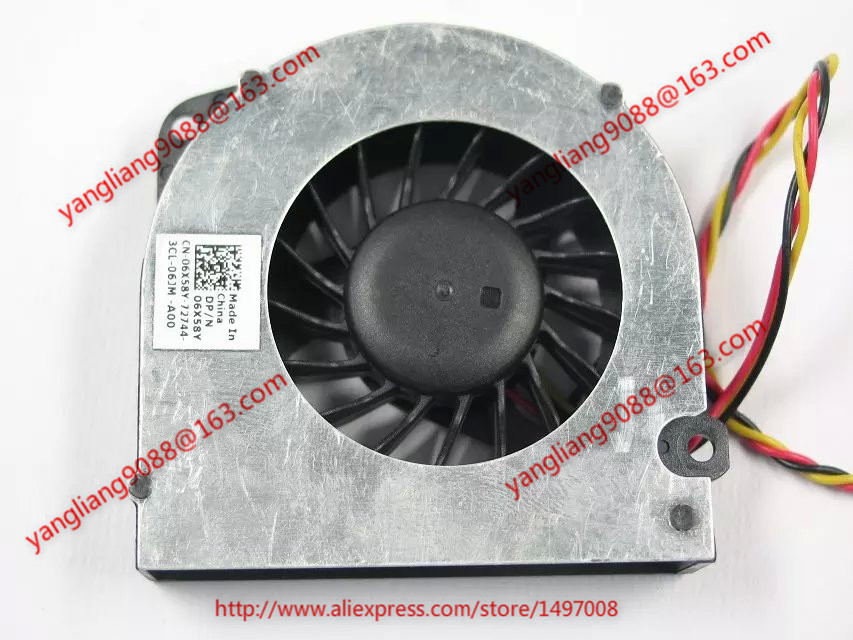 Emacro FCN DFS481305MC0T, FB7H DC 5V 0.5A Server Laptop fan