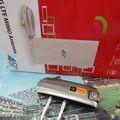 Desbloqueado huawei e398u-1 cat3 100 mbps 3g 4g lte fdd z módem + Interior Nuevo 4G lte MIMO 49dBi TS9 antena Para HUAWEI E398