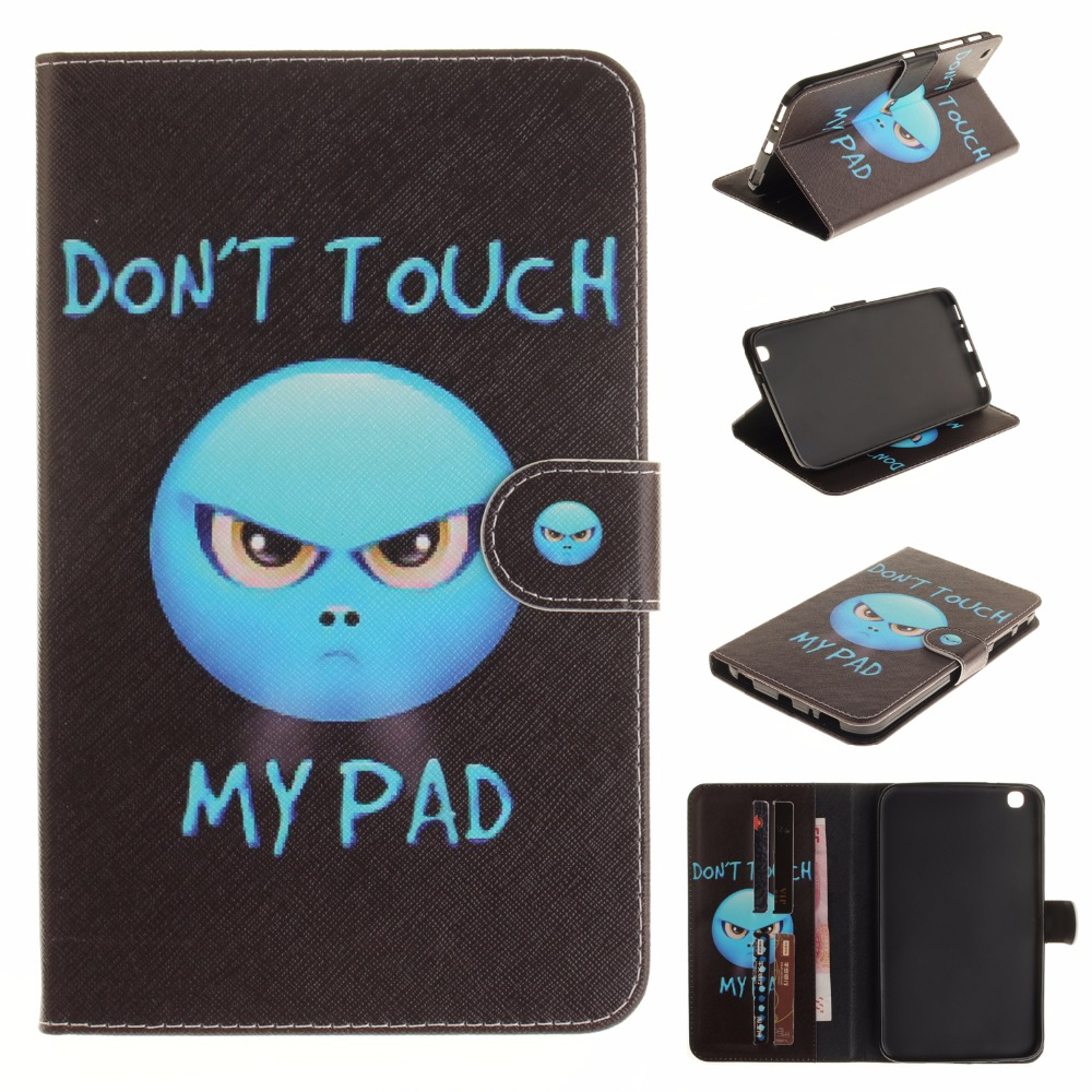 Stand Case For Samsung Galaxy Tab 3 8.0 T310 T311 T315 Case Cover For Samsung Tab 3 8.0 T310 T311 T315 Case + Stand Function ctrinews stand leather case for samsung galaxy tab 3 8 0 t310 t311 flip tablet cases cover bag