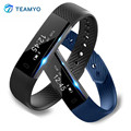 Teamyo ID115 Smart Band Bracelet Pedometer Fitness Tracker Sport Wristband Activity Monitor Pulseira For IOS Android PK Fitbits