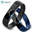 Teamyo id115 banda inteligente pulseira pedômetro monitor de rastreador de fitness esporte atividade pulseira pulseira para ios android pk fitbits