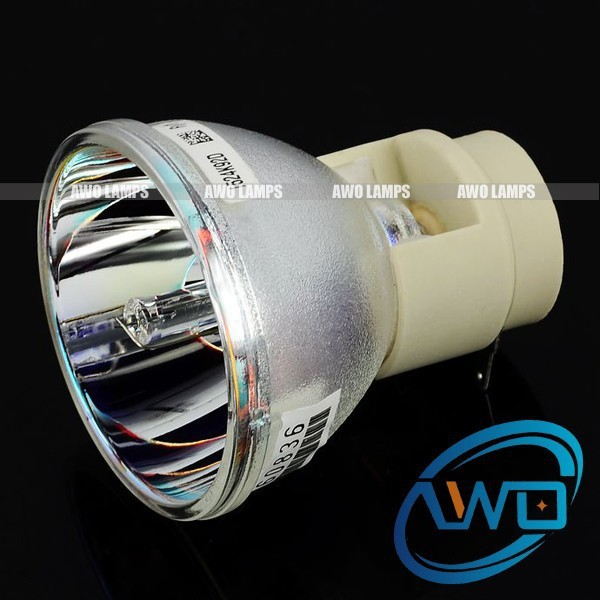 RLC-050 Original bare lamp for Projector VIEWSONIC PJD5112 PJD6211 PJD6221 (P-VIP180 0.8 E20.8) original rlc 072 p vip 180 0 8 e20 8 projector lamp for viewsonic pjd5353