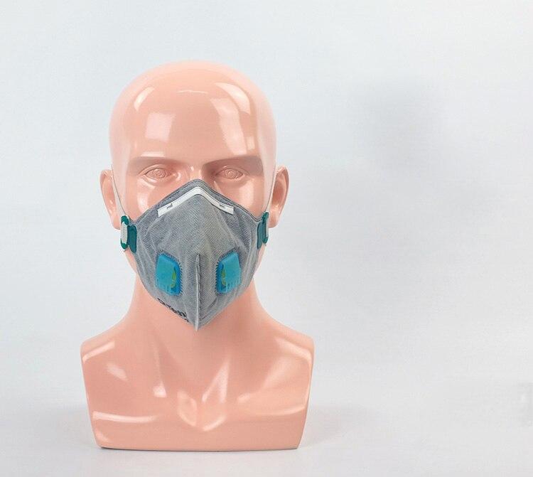Top niveau usine vente directe mâle en fibre de verre tête Mannequin modèle de tête en Promotion