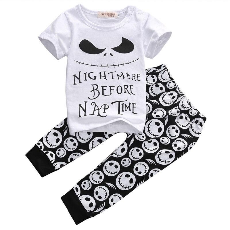 Popular Skull Baby Clothes Buy Cheap Skull Baby Clothes