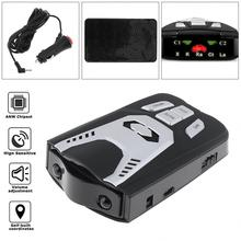 LG300 X K Ka Laser Strelka Car-detector Anti Radar Detector Artway Antiradar Detection Devices Support Russian & English