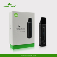 Airistech Dry Herb Vaporizer Electronic Cigarette Kit Herbva Pro Herbal Vaporizer E Cigarette Dry Wax Herb
