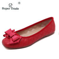 SIKETU High Quality New Women S Shoes Are Comfortable Leisure Flower Sandals Big Bow Ladies Shoes