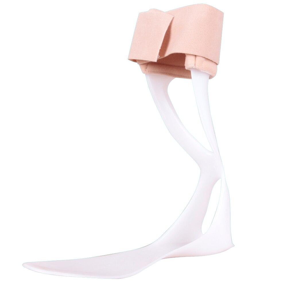 Ortesis de tobillo y pie de AFO para la rehabilitación de piees sueltos del pie Varus y Talipes Valipus Hemiplejía Soporte de PP duradero