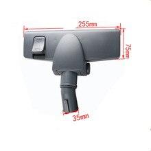 35mm pinsel für eine staubsauger teile reiniger für staubsauger düse bodenbürste Geeignet für Midea VT02W 09B QW14T 803 etc.