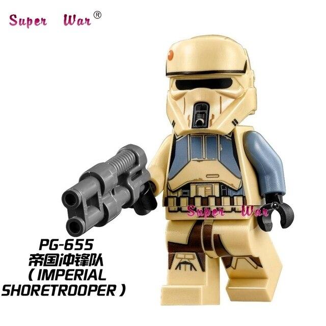Супергерой поштучная Продажа marvel имперский солдат строительные блоки экшн наборы Модель Кирпичи игрушки для детей