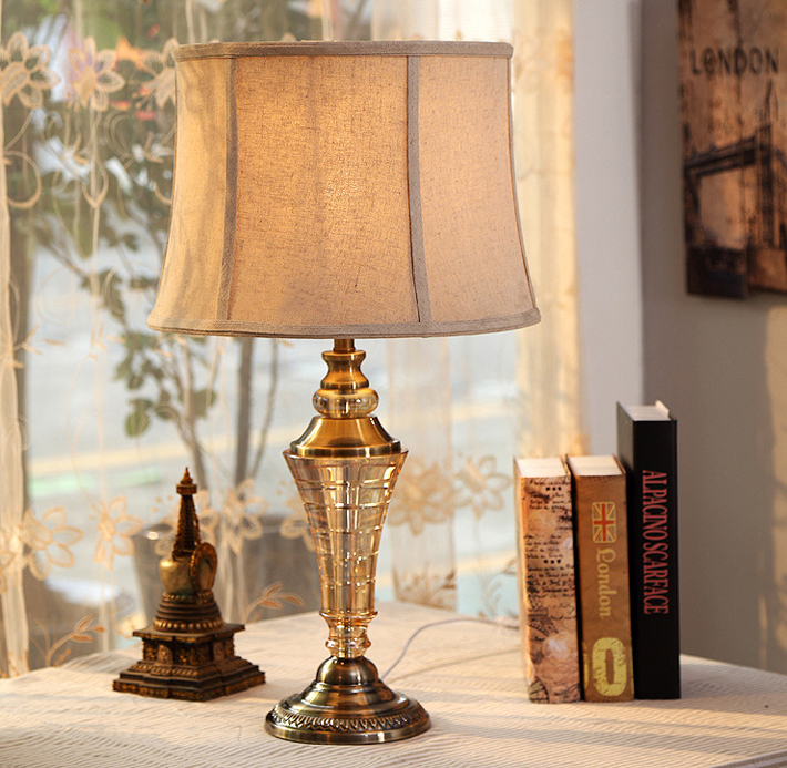 Luxary classic bedroom desk table light big size foyer ...
