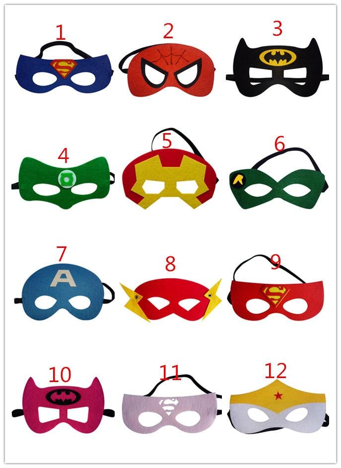 Superheld superheld superman batman masker maskers