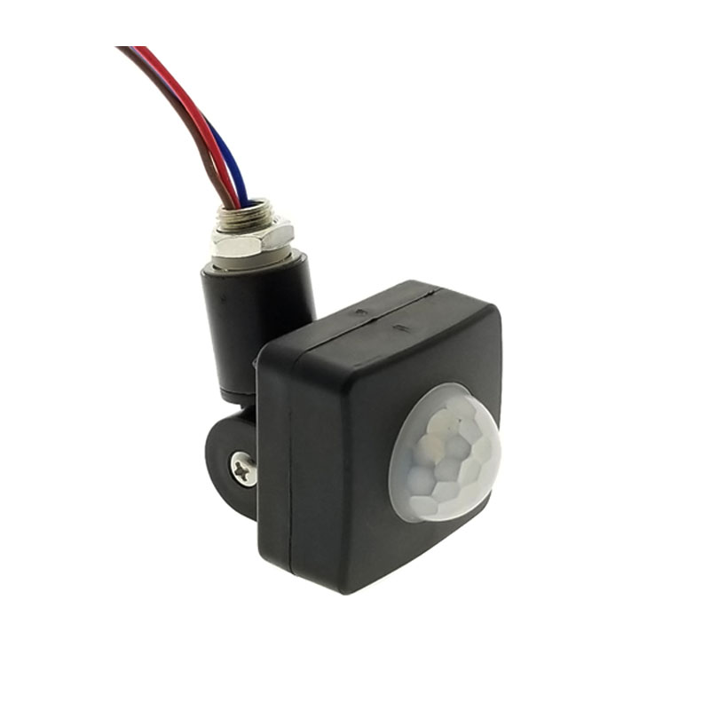 PIR Motion Infrared Sensor Light Bulb Switch Automatic Body Induction Sensor Detector Wall LED Light OnOff For Home Lamp