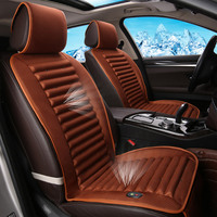 Electric Air Cooled Built In Fan Car Cushion Ventilation Car Seat Cover Comfortable Natural Wind For