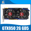 Video card nvidia geforce GTX950 2GB 128Bit GDDR5 Graphics card for game boy