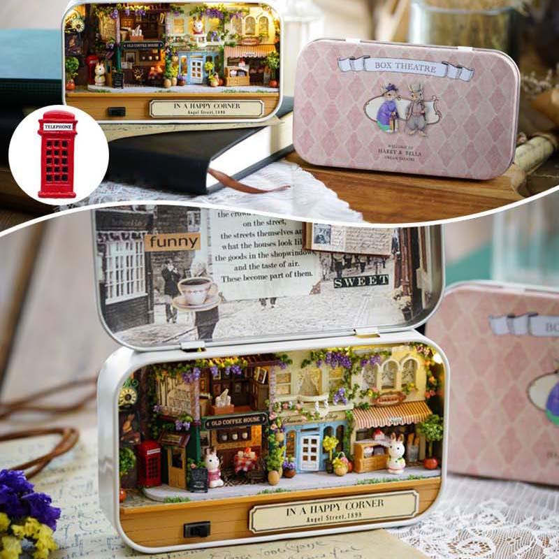 In-A-Happy-Corner-3D-Wooden-DIY-Handmade-Box-Theatre-Dollhouse-Miniature-Box-Cute-Mini-Doll-House-Assemble-Kits-Gift-Toys-2