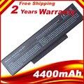 5200 mah 6 células bateria do portátil para asus a32-n71 x73e x73s x73sd x73si x73sj