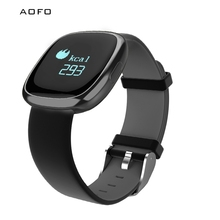 Activity Smart Bracelet Wrist Band with Heart Rate Monitor,IP67 Waterproof Pedometer Smartwatch for Android iOS business smart watches round smartwatch with heart rate monitor pedometer wrist smart watches sync message for android iso phone