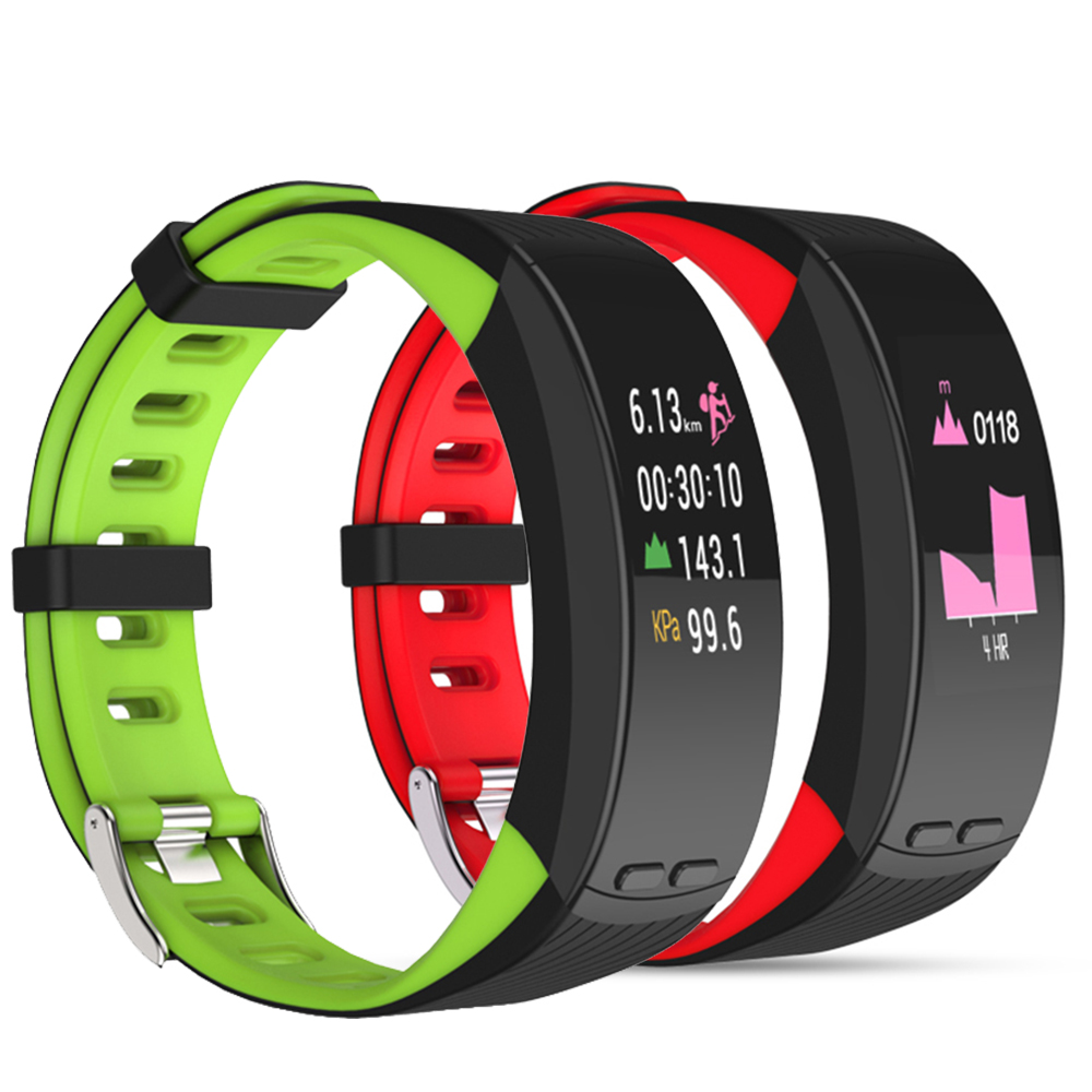 ZUCOOR GPS Smart Bracelet Wrist Pulse Pressure Meter Pulsometer Electronics Bracelets Fitness Step-meter Pedometer Best Pulseras