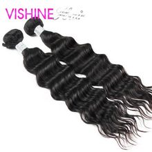 Brazillian Virgin Hair natural wave 2pcs Unprocessed 100 Human Braiding Hair extensions Could Be Dyed or Bleached Ms Lula Hair
